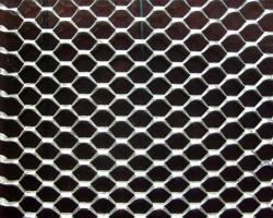 六角孔铝板网