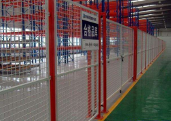 塘厦车间厂区围栏网